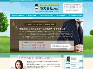 電力会社net